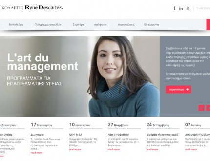 CNAM – Rene Descartes College